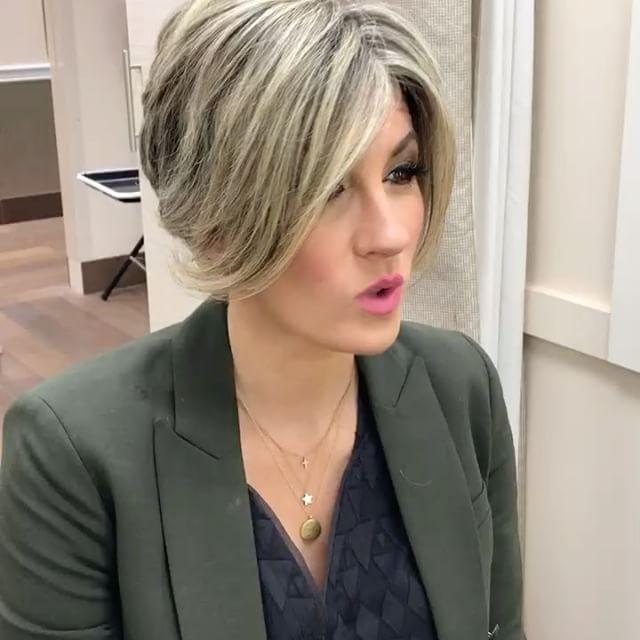 "1,520 Likes, 184 Comments - Shawn Killinger QVC (@shawnkillingerqvc) on Instagram: ""Hangin my hair bestie before I go on air for my gifts show ❤#letstalk #hair101 #hairdo #beautytips…"""