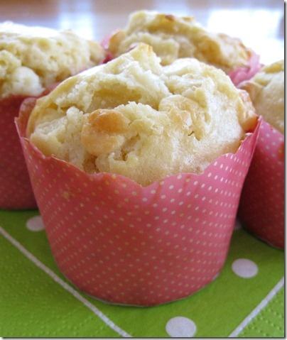 White Chocolate and Macadamia Nut Muffins: Recipe, Muffins Scon, White Chocolate