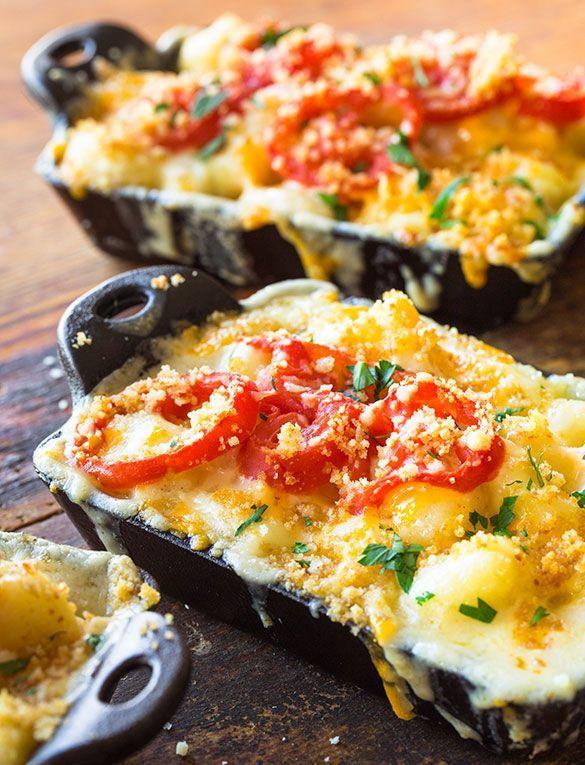 Gnocchi Mac 'n Cheese
