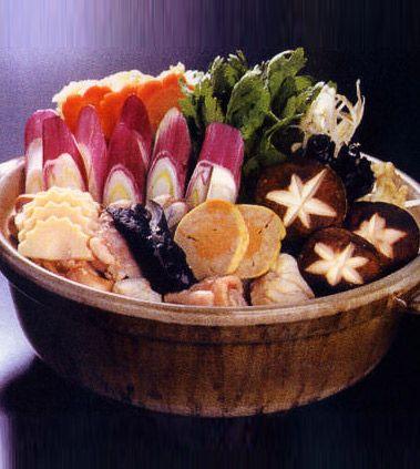JAF|会員優待施設 道の駅レシピ|茨城 レッドポアロー入りあんこう鍋 レッドポアロー入りあんこう鍋(4人前)