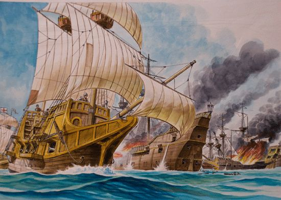 the european history on the spanish armada Elizabeth and the spanish armada lesson plan  (eg how it is unique compared to other european countries,  spanish armada (secondary history) .