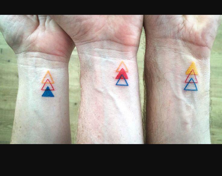 Tatuajes herman@s