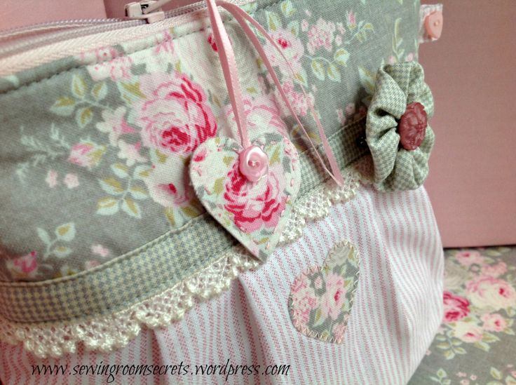 Pretty Pretty - sewing room secrets