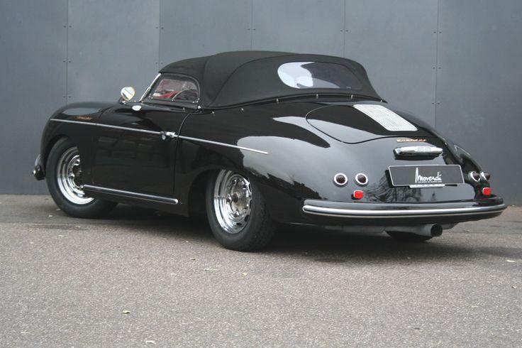 Porsche 356 Pre A Speedster Cars Pinterest Sonhos