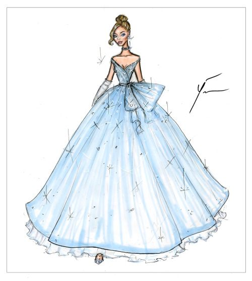 Disney Princesses 'Cinderella' by Yigit Ozcakmak: