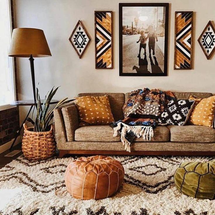 Instagram African Decor Bedroom African Living Rooms African Interior Design
