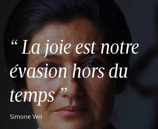 Une grande dame un grand esprit s'est éteint aujourd'hui. #simoneweil #rip #france