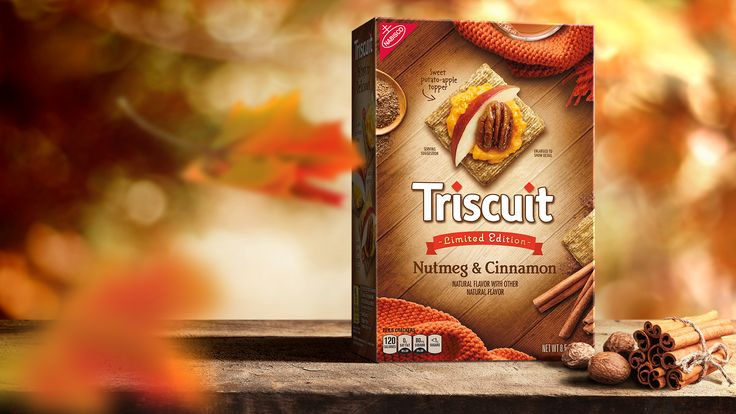 Celebrating the season with a new Triscuit Limited Edition! See more special edition packaging design on our Pinterest board, or our website!