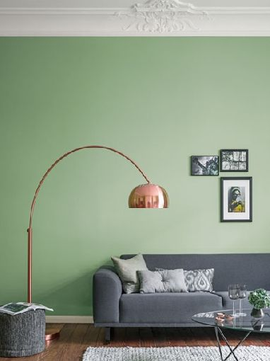 Homeplaza – Ausdrucksstarke Farben für die charaktervolle Wandgestaltung – Edel…