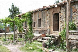 Front of Gokpinar House http://www.aegeanjourneys.com/