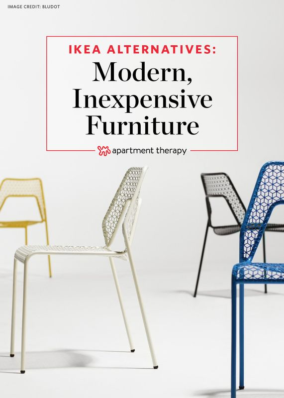 8 Places To Find Inexpensive Modern Furniture