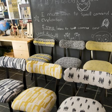 cool chairs from evolution