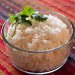 Pressure Cooker White Rice