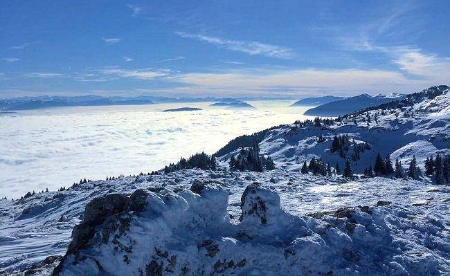 Station de Monts Jura, la plus grande des stations de ski du Jura