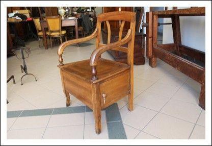 Poltrona comoda ! Luigi Filippo noce massello sedia 1850