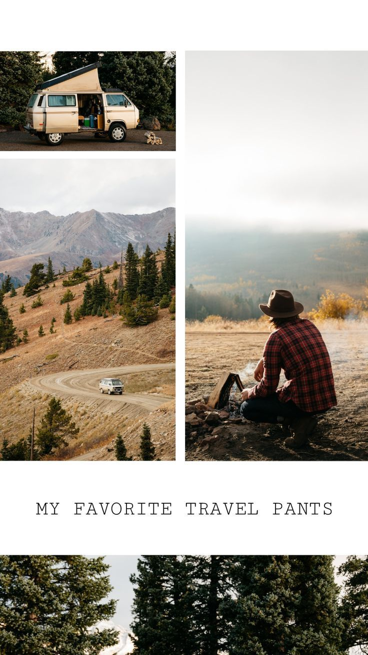 Looking for a fantastic pair or pants to take on a trip with you? Look here for great vacation pants!