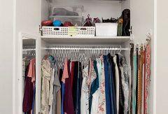 Organização: os segredos para ter um armário impecável