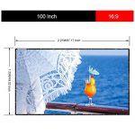 awesome Excelvan – 120 Zoll Zusammenklappbar Beamer Leinwand für Beamer Projektor (120 Zoll, 16:9 Format, mit hängendem Loch, HD, Heimkino, Klassenzimmer, Konferenz, Präsentation, Outdoor) Check more at https://elektronik.gq/shop/562066-elektronik-and-foto/excelvan-120-zoll-zusammenklappbar-beamer-leinwand-fuer-beamer-projektor-120-zoll-169-format-mit-haengendem-loch-hd-heimkino-klassenzimmer-konferenz-praesentation-outdoor/