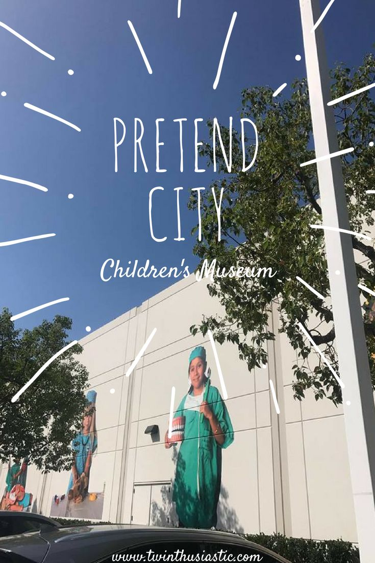 Pretend City Children's Museum Review
