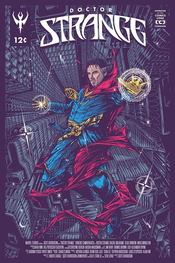 Best 25+ Doctor strange poster ideas on Pinterest   Dr strange ...