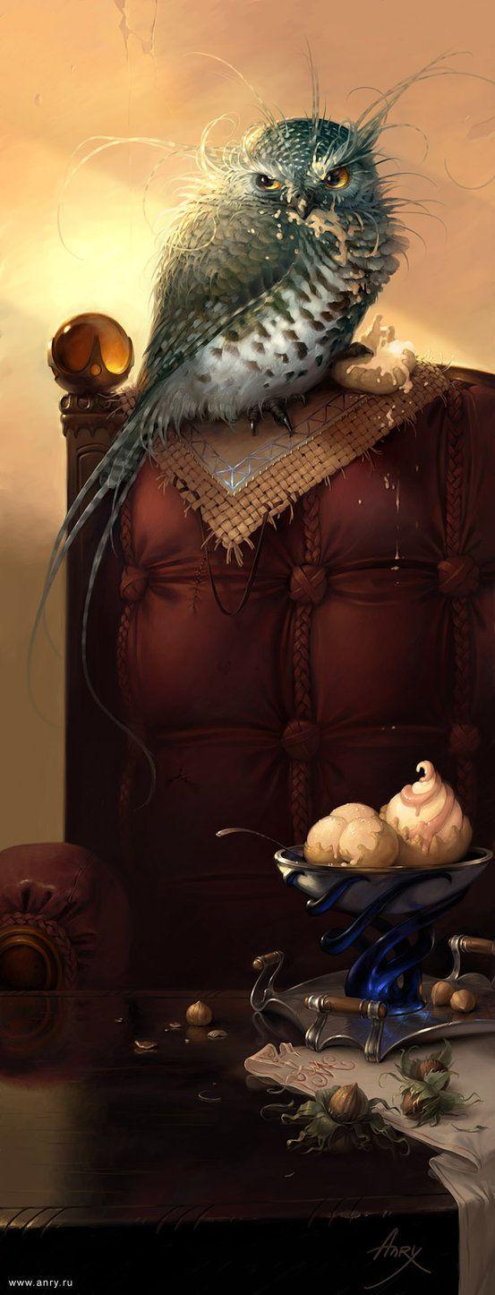 Sir Kurush by Anry Nemo