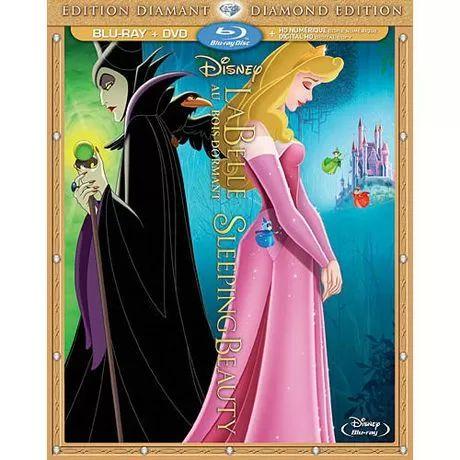 Sleeping Beauty: Diamond Edition (Blu-ray + DVD + Digital HD) (Bilingual) for sale at Walmart Canada. Buy Movies & Music online for less at Walmart.ca