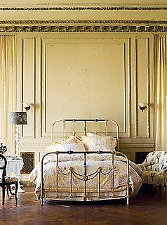 Found It! Romantic Bed From July Free People Catalog