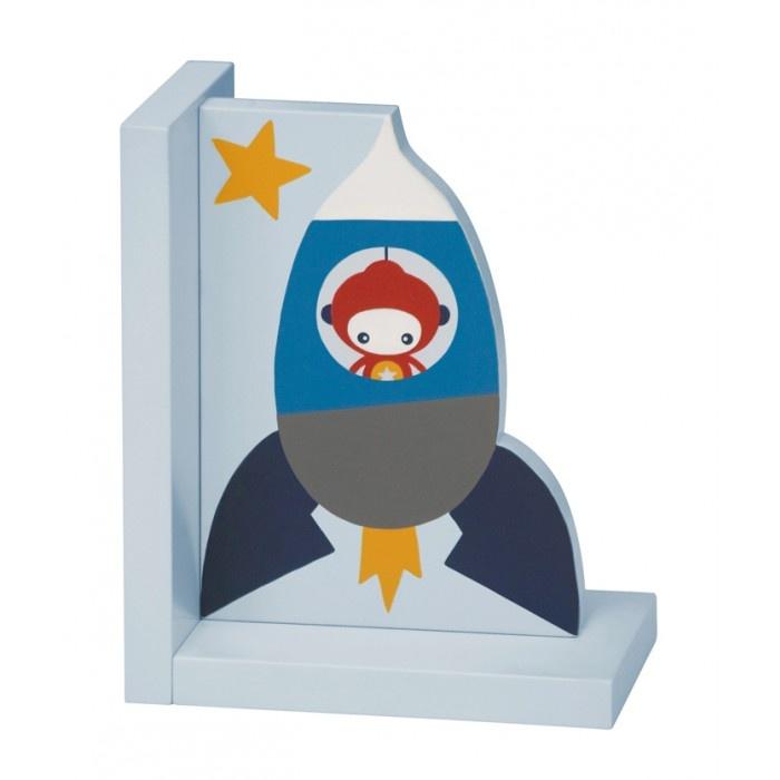 Kids Concept Bokstøtte Turbo - Bokstøtter & hyller - På veggen - Innredning - Produkter