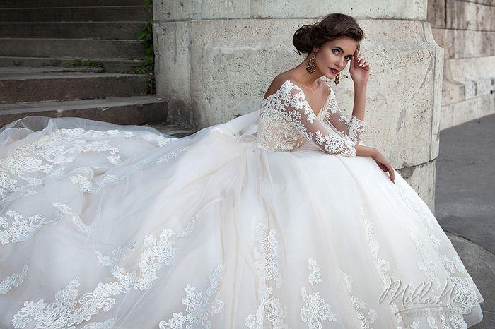 147 besten Wedding Dresses Bilder auf Pinterest   Kleid hochzeit ...