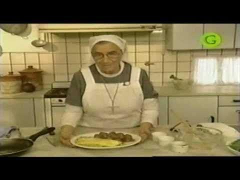 Omelette con espinaca y queso de la hermana Bernarda