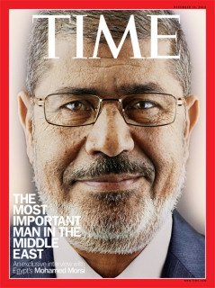 Transcript: TIME's Interview with Egyptian President Mohamed Morsi