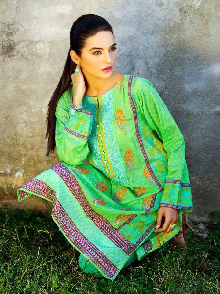 100 Pakistani Bridal Dresses 2018 For Wedding Parties 8: 100% Cotton Lawn Suits Shop At Www.uptowngaleria.com