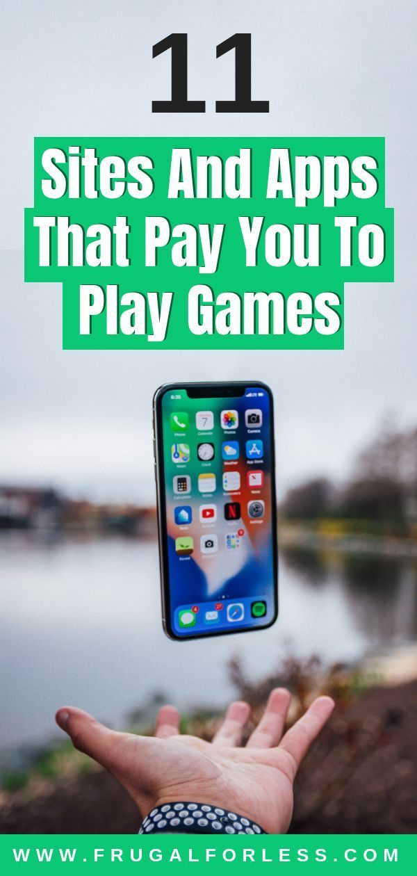 10 Sites And Apps That Pay You To Play Games Updated 2019