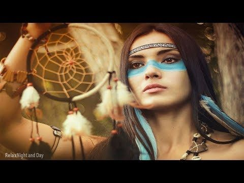 Shamanic Indian Music: FLUTE & DRUM For Positive Energy | Spiritual SHAMAN unique trance journey 4K - YouTube