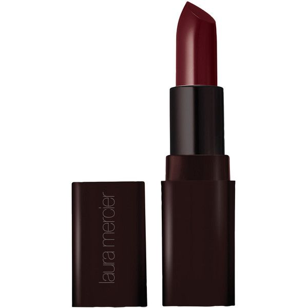 Laura Mercier Creme Smooth Lip Colour in Sienna ($33) ❤ liked on Polyvore featuring beauty products, makeup, lip makeup, lipstick, beauty, lips, косметика, lips lipstick, rose lipstick and laura mercier
