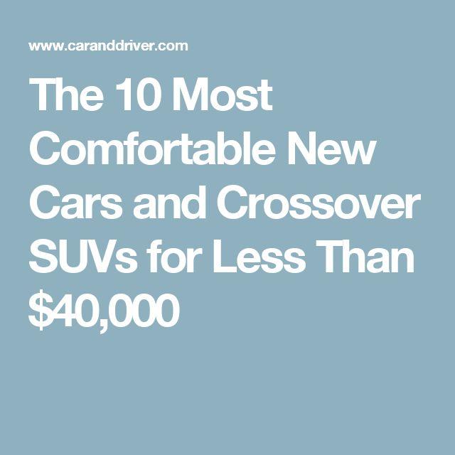 Toyota Suv Crossover: Best 25+ Crossover Suv Ideas On Pinterest