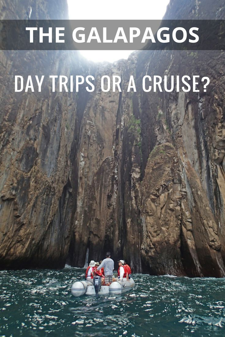 how to decide which galapagos islands to visit