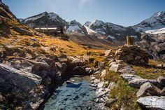 Von der Grünen Wand zur Kasseler Hütte führt eine abwechslungsreiche alpine Wanderung durch die Zillertaler Alpen mit wunderschönen Panoramablicken.