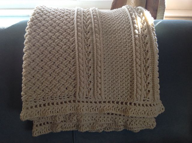 Ivory Cables Free Pattern ᛡ ♡ Lovelovelove Must
