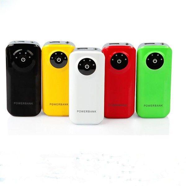 Портативное зарядное устройство зарядное устройство rohs 5600 мАч внешние батареи для смартфонов