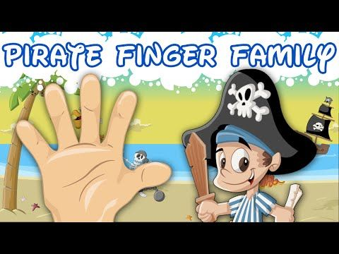 The Finger Family Song | Pirate Finger Family | Nursery Rhymes for Children | By Lil Abby. Link download: http://www.getlinkyoutube.com/watch?v=Iici8h63E40