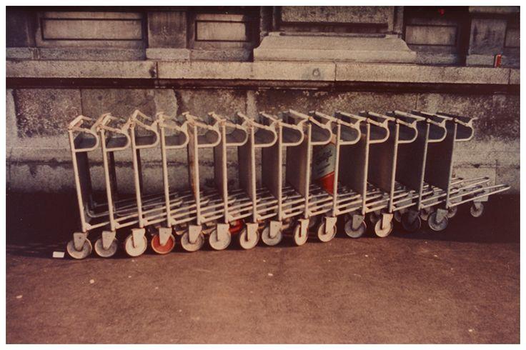 Luigi Ghirri - Olanda, 1972 - Fotografie del periodo iniziale