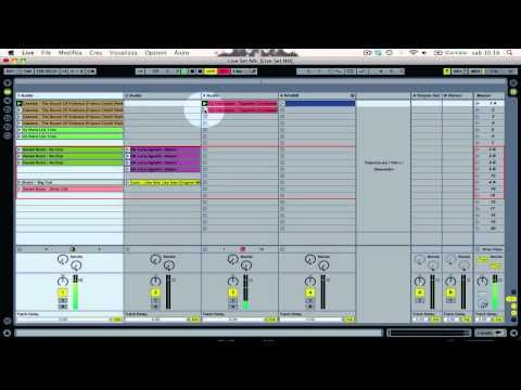 Ableton Tutorial Italiano XVIII Impostazione Live Set - YouTube
