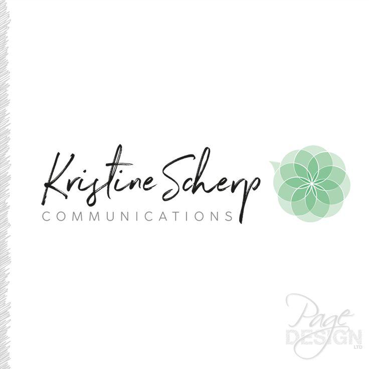 Logo Design for Kristine Scherp Communications, NZ