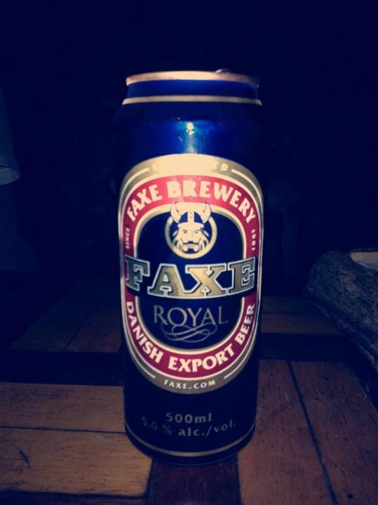 Faxe Royal #beer #bier