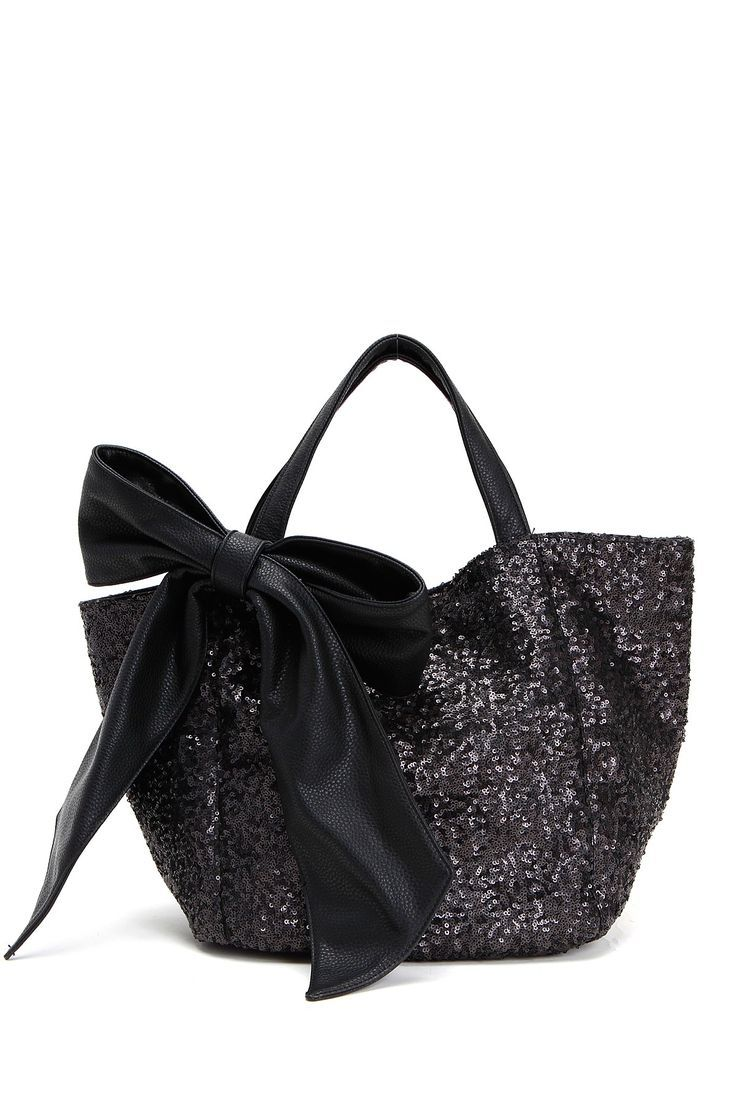 Bow shimmer purse  luv it