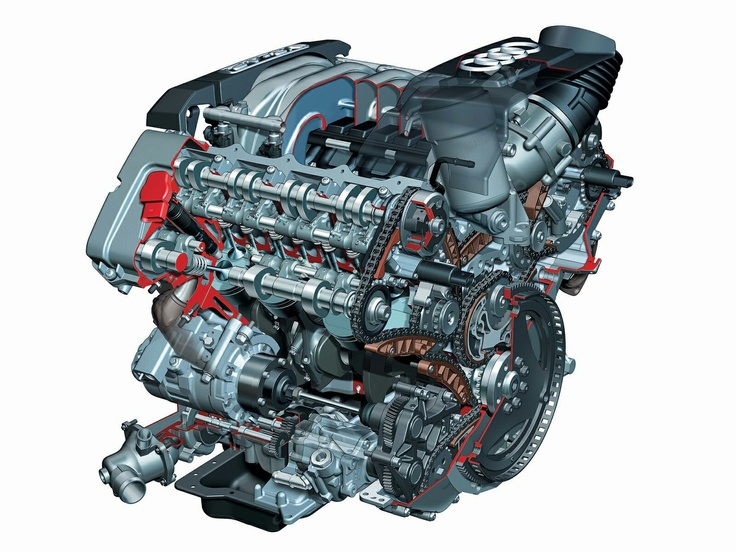 Audi A10 Engines Pinterest Engine Cutaway And Cars