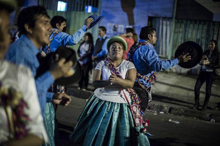 """Aymara - Convite de Carnaval de Arica - Chile . Con la Fuerza del Sol """"Inti Ch'amampi"""""""
