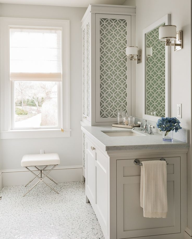 White, Wall paper, bathroom