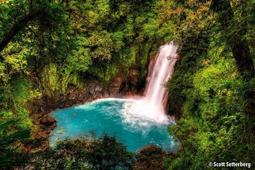 Registration deadline is tomorrow October 15 2017 for the Costa Rica Amazing Waterfalls Photo Tour! Photograph spectacular waterfalls and hundreds of species of flowers and wildlife relax in luxurious hotels and enjoy gourmet cuisine on this all-inclusive private photo tour. Also the Best Waterfalls In Costa Rica Photo Tour deadline is only two weeks away on November 1 2017. Use code IG250 for either tour & save $250! Link in bio @colortexturephototours    #sp #ad #artofvisuals #big_shotz…